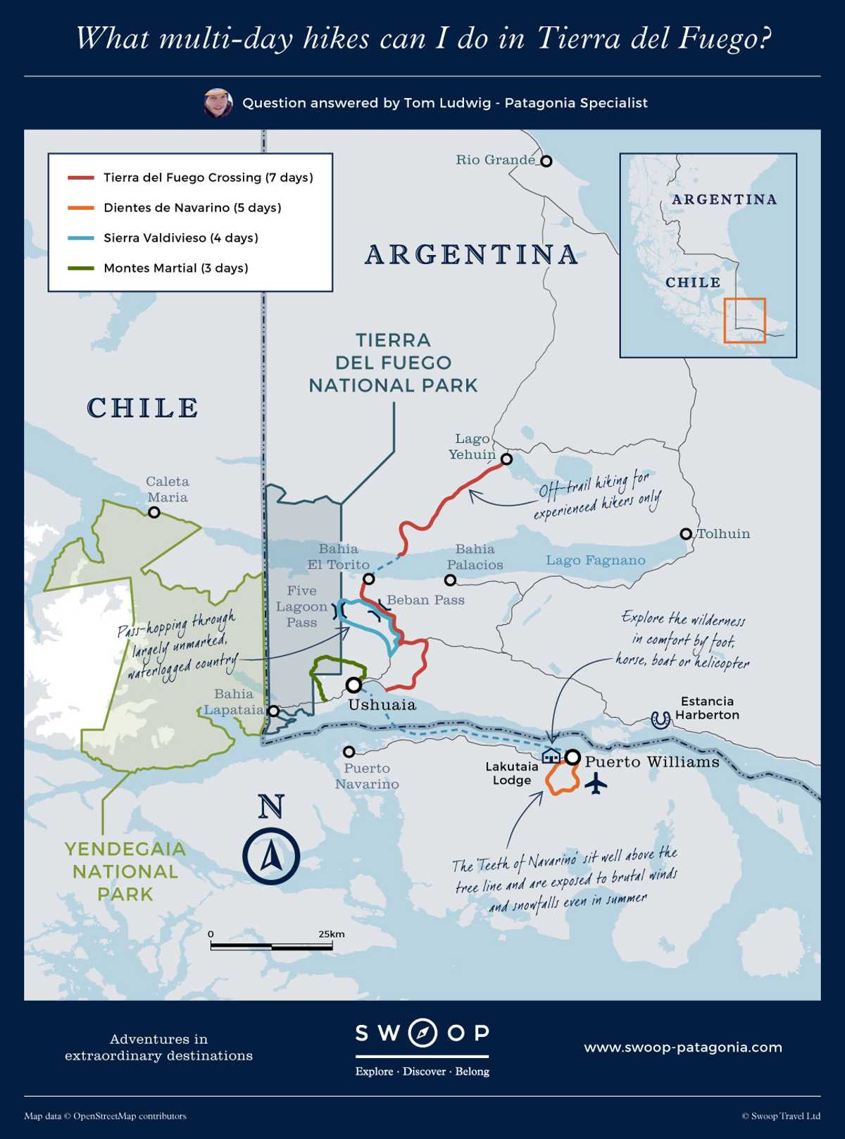 New map Where-multi-day-hikes-can-I-do-in-Tierra-del-Fuego