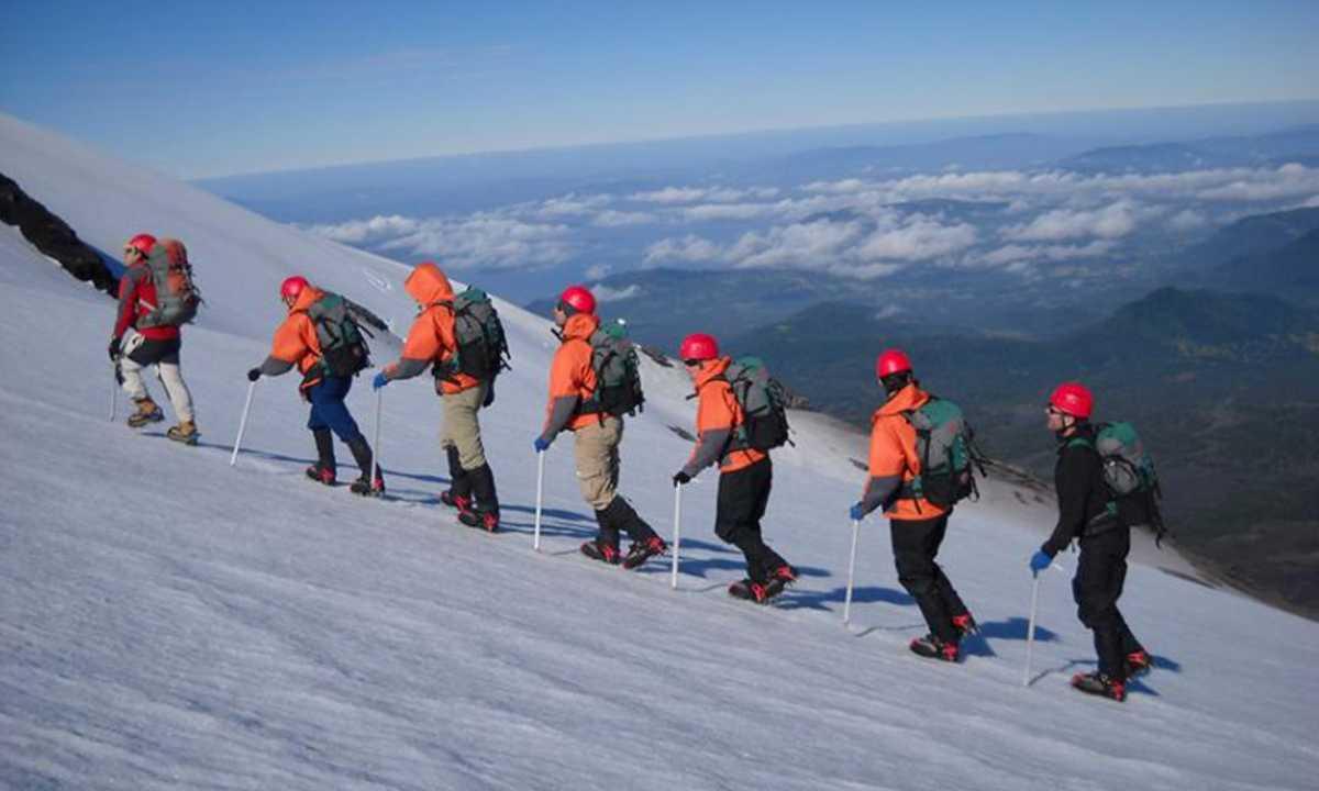Andes Track - Villarrica - 2