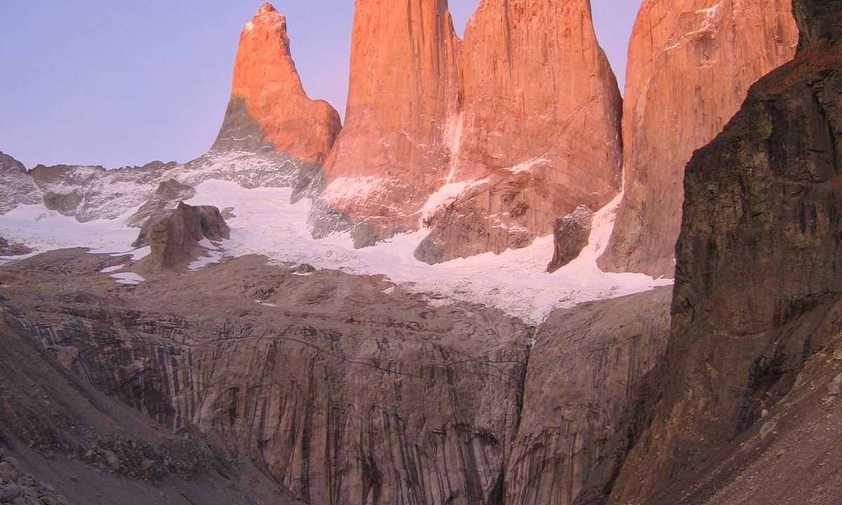 Safari in Southern Patagonia 1 Towers DITT