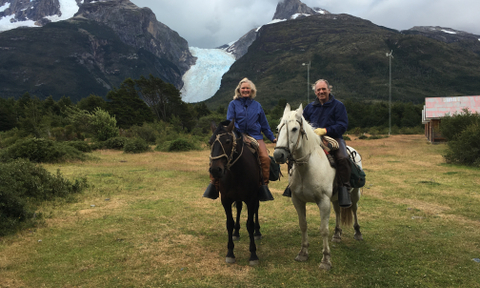 Neil & Sally's Under the Skin of Patagonia Trip