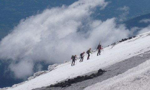 Trekking North Patagonia