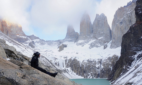 Patagonia in Winter