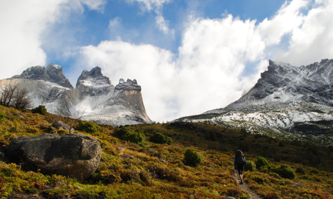 Torres del Paine Off the Beaten Track