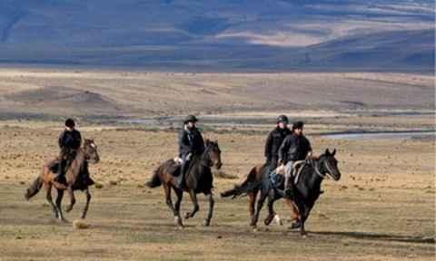 Horse Riding in Torres del Paine