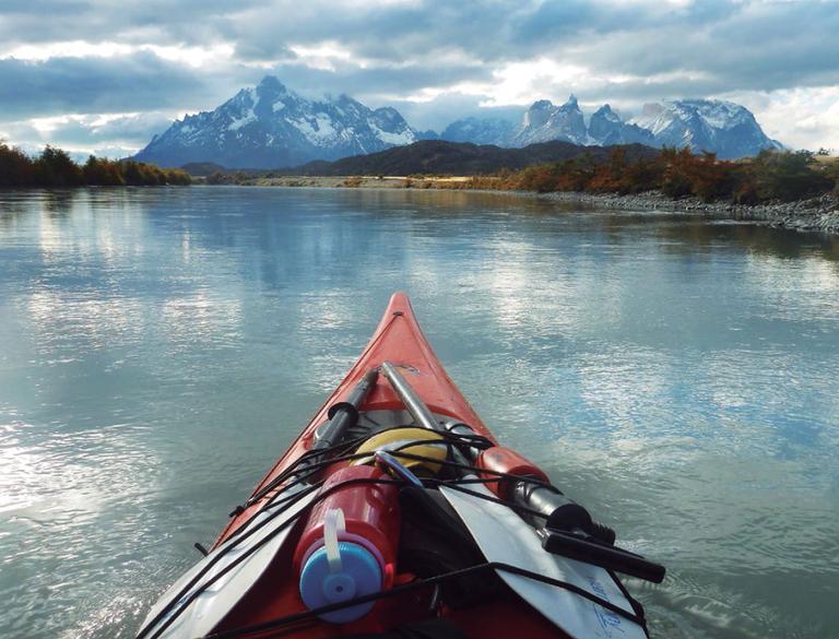 Kayaking Lake Grey FORT