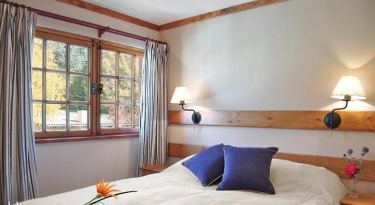 Bedroom at Hotel Marianas - SWX
