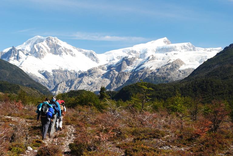 Aysen Glaciated Andes