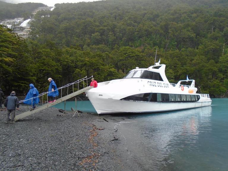 Perito Moreno Boat Trip