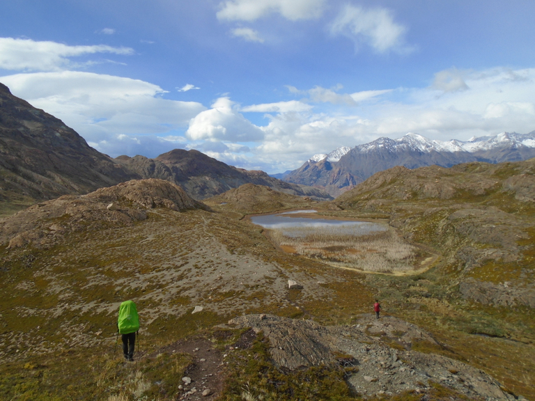 El Chalten Multi Day Hike
