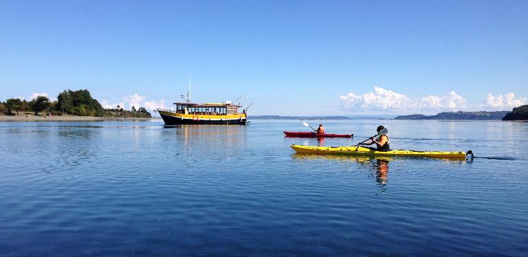 Tierra Chiloe Kayaking