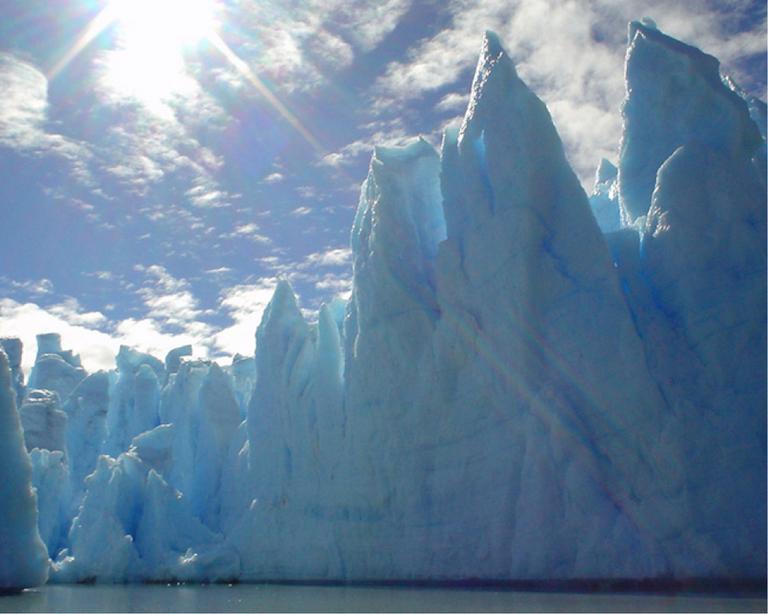 antares glacier grey