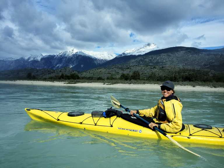 Kayaking aysen