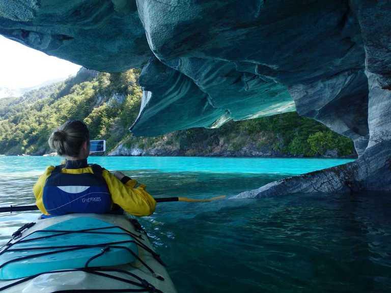 Kayaking-Marble-Caves-Aysen-SEND