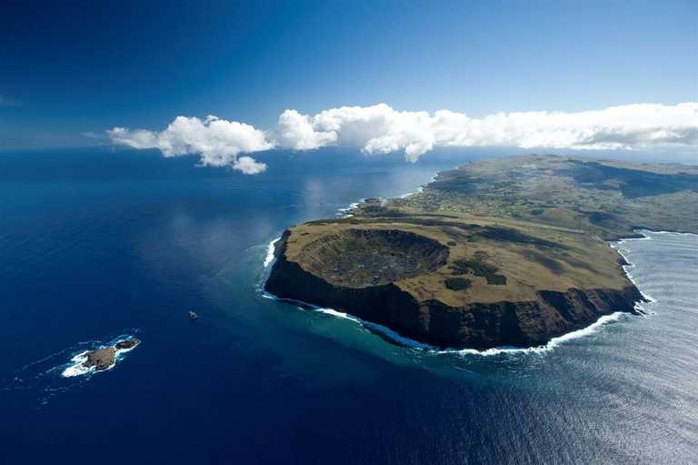 Easter Island from Above - SWX