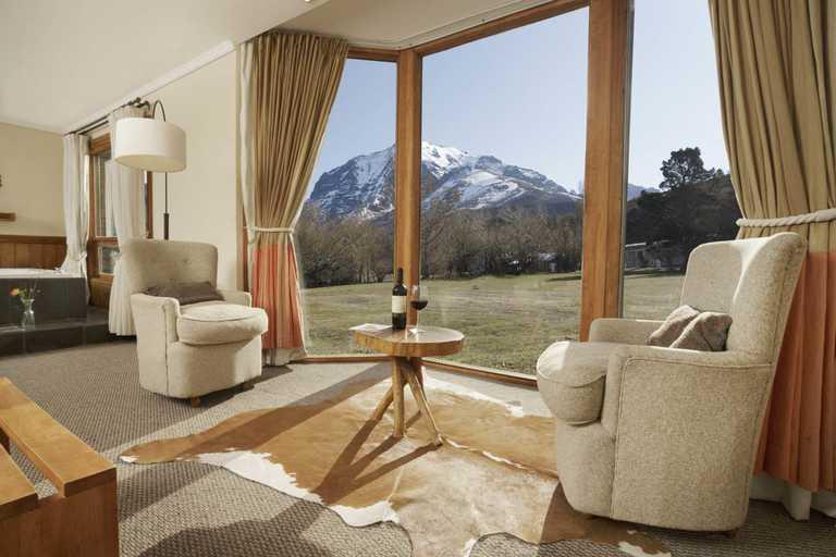 Hotel las Torres Suite room