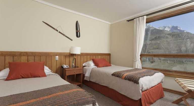 Hotel las Torres Room