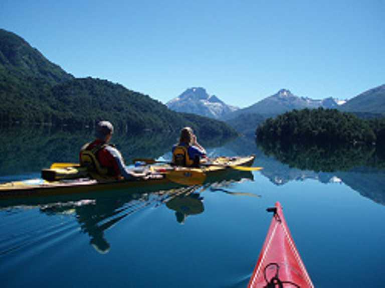 Kayaking Small