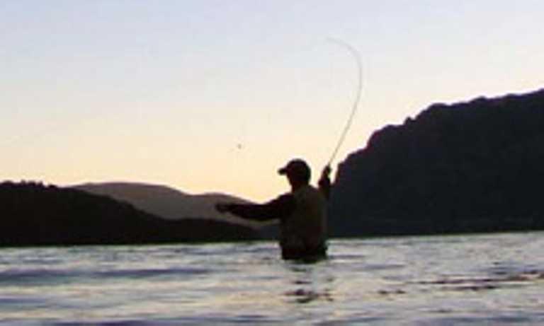 Peuma Hue Fishing