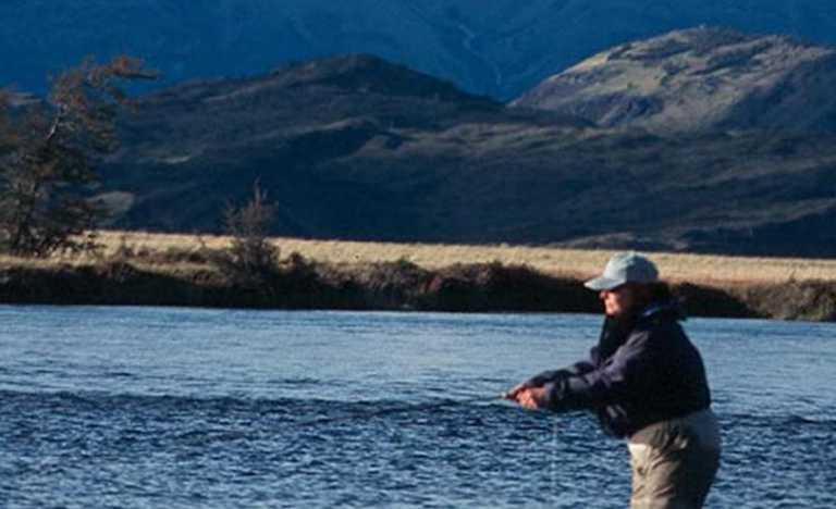 Rio Serrano Fishing