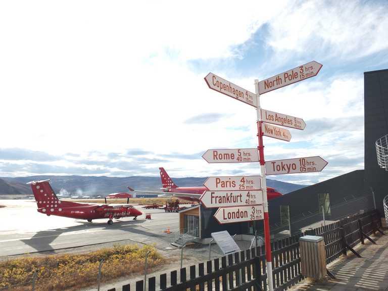 Kangerlussuaq-airport