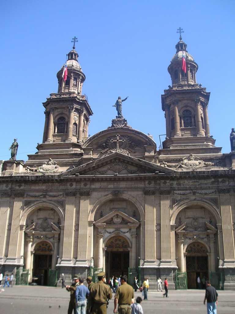 Santiago Cathedral Blog