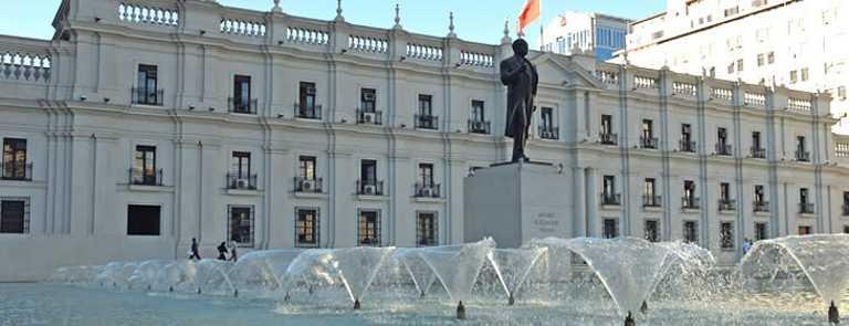 Santiago Palacio-La-Moneda Blog