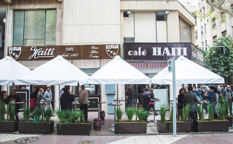 Santiago Cafe Haiti