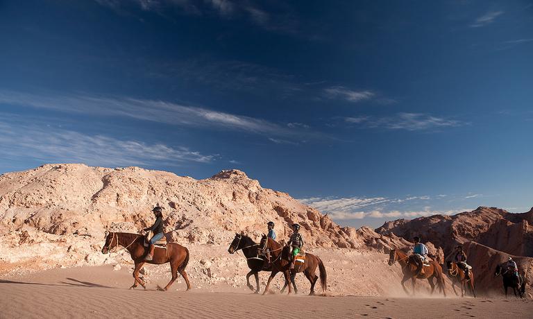 Multisport Adventure in the Atacama