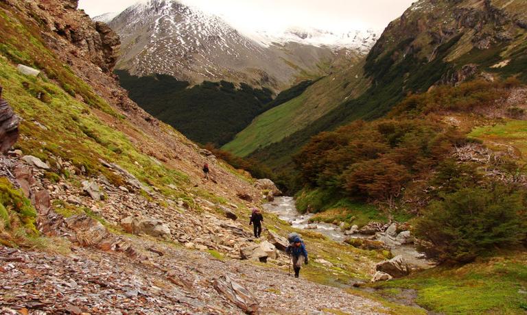Crossing Tierra del Fuego Adventure