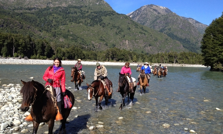 Andean Crossing Ride