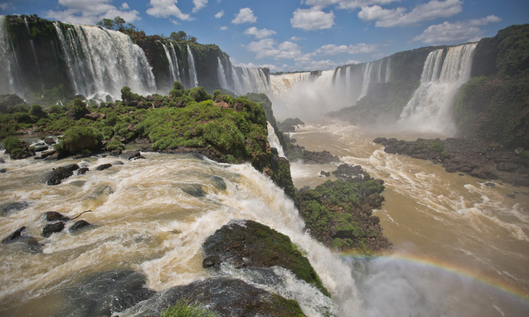 Iguazu Falls & The Lake Districts