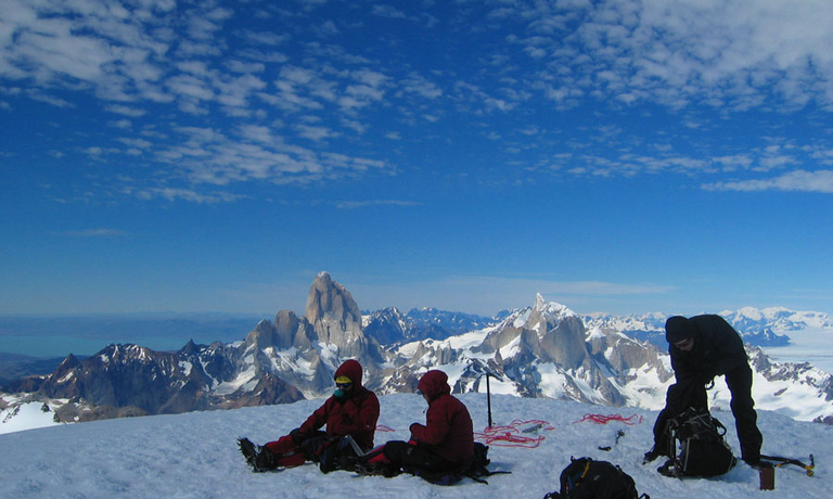 South Patagonian Ice Field Expedition
