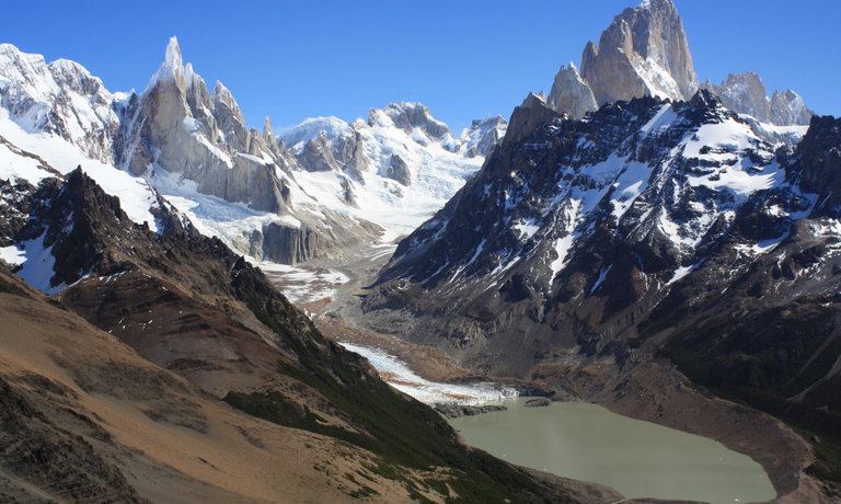 Fitz Roy and Paine Explorer