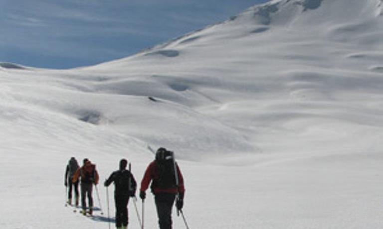 Patagonian Ski Adventure