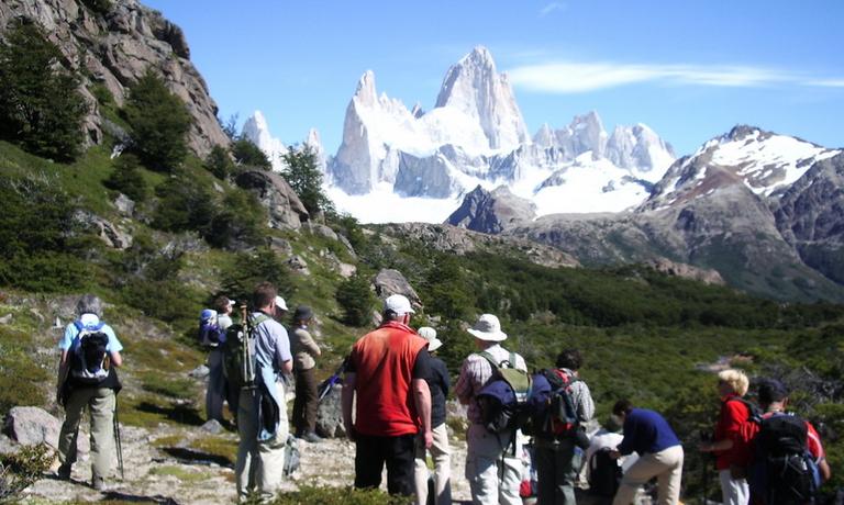 Chalten Express: Fitz Roy & Cerro Torre