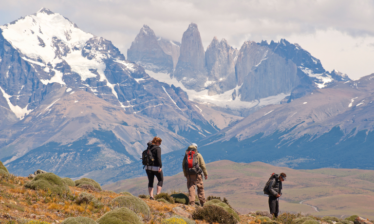 Discovering Torres del Paine