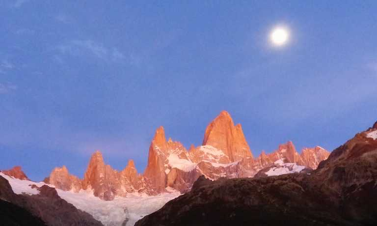 Fitz Roy & Paine Camping