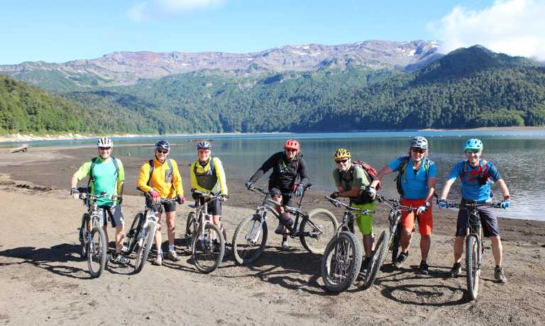 Villarrica Mountain Biking Adventure