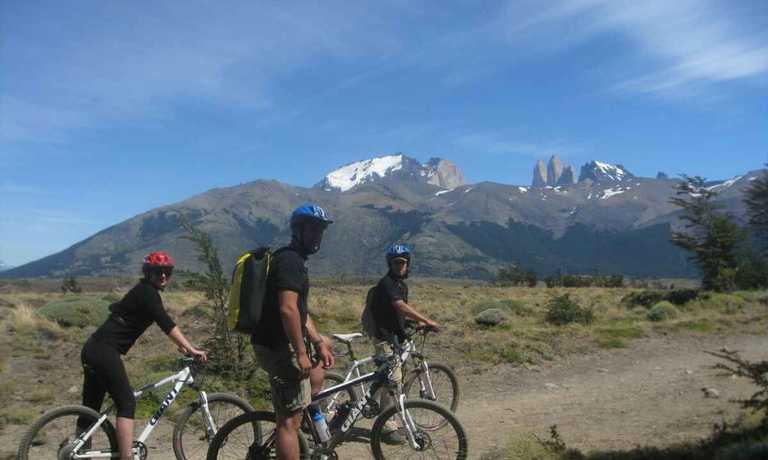 2 Day Biking Adventure in Torres del Paine