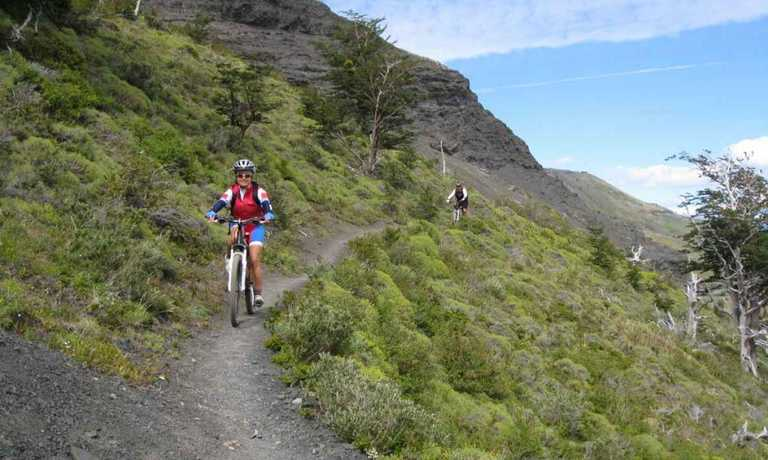 Discover Torres del Paine by Bike