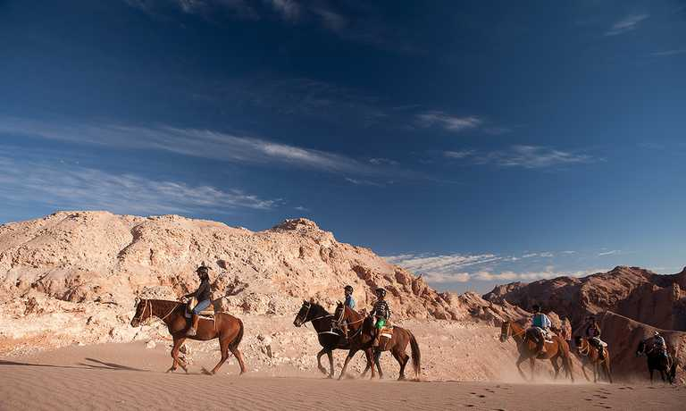 Multisport Adventure in the Atacama