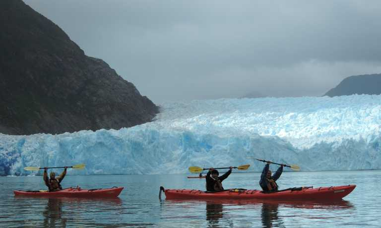 San Rafael Glacier 8-day Kayaking Adventure