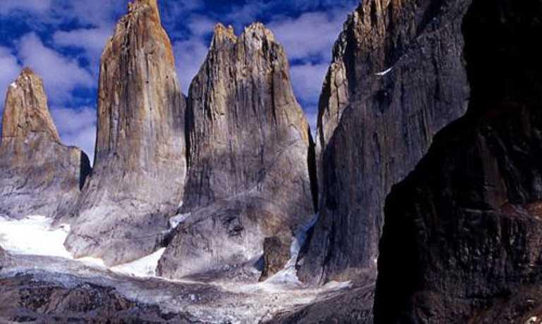 Patagonia by Air, Land & Sea