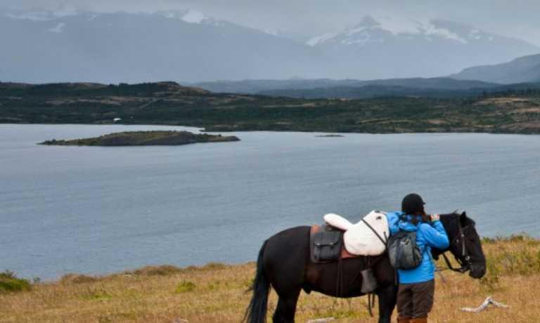 5 Day Gauchos and Glaciers Ride