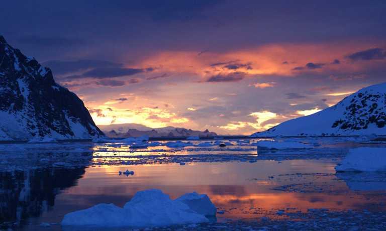 Taste of Antarctica