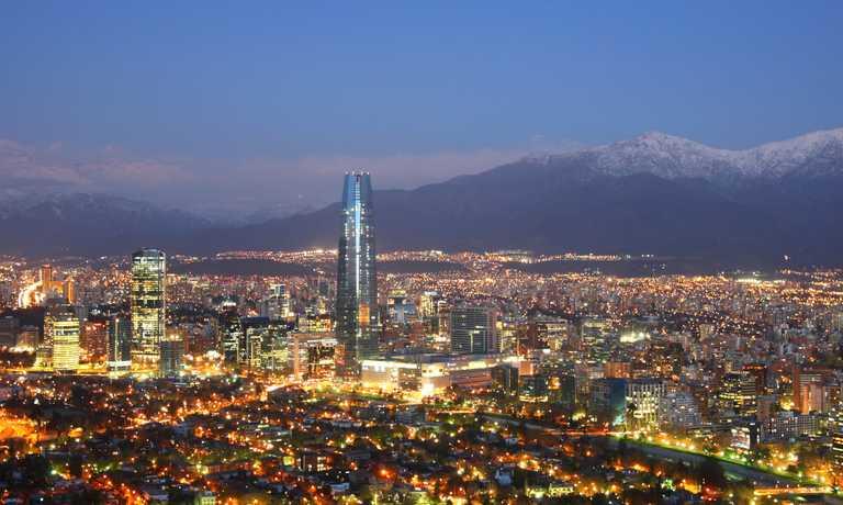 Patagonia's Cities, Peaks & Glaciers
