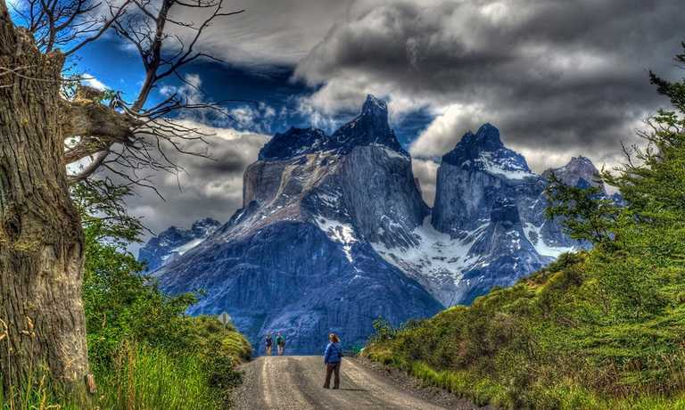 Classic Torres del Paine Highlights Self-Drive