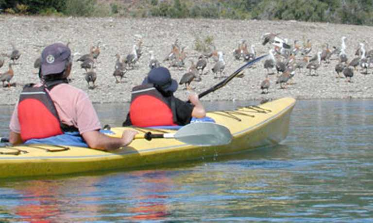 Los Alerces National Park, 3 days