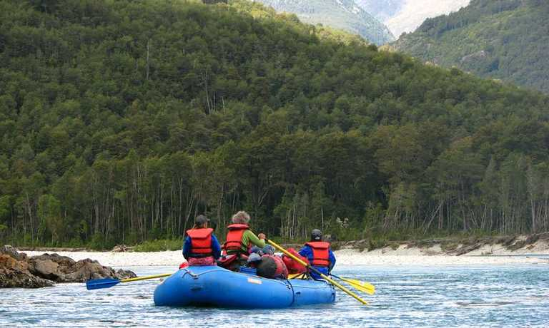 Lower Manso River Ride