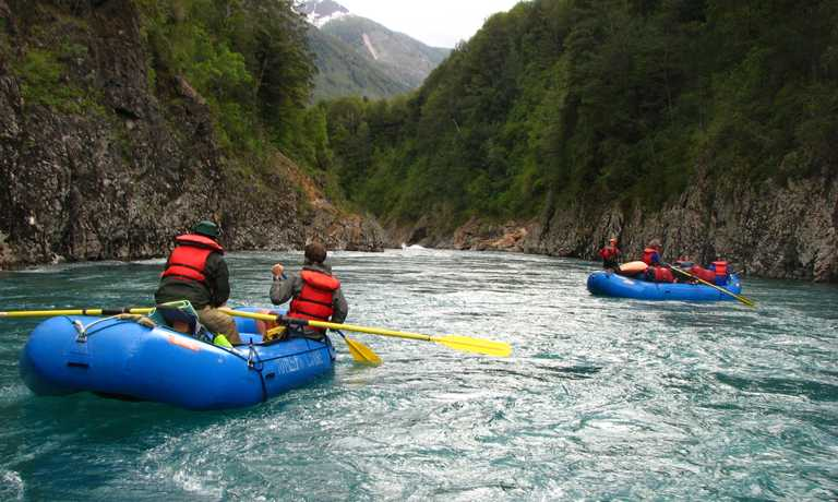 Tagua Tagua & Andean Crossing
